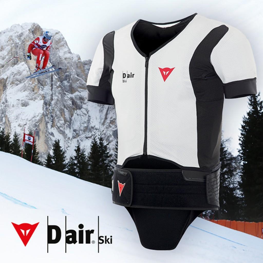 0a9aae1c872 ... безопасността на скиорите по целия Свят, предлагайки системата D-air®  Ski не само на отборите, които официално спонсорира, но и на всички ски  федерации.