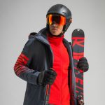 НОВОТО ATELIER COURSE GREY JACKET НА ROSSIGNOL