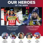 ROSSIGNOL HEROES OF THE WEEK